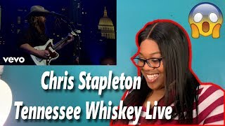 Mom reacts to Chris Stapleton - Tennessee Whiskey (Austin City Limits Performance) Reaction
