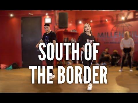 ED SHEERAN ft. CAMILA CABELLO & CARDI B - South Of The Border   Kyle Hanagami Choreography