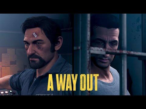 Rencontrez Vincent and Leo de A Way Out