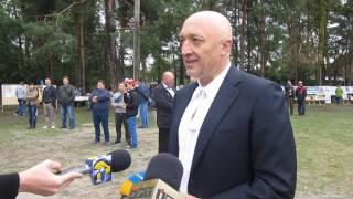 Голова Полтавської ОДА В. Головко про Шишацьку громаду