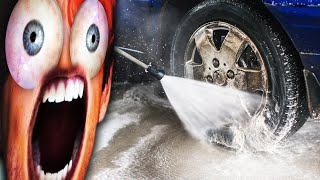 THE NEED FOR SPEED!! | Power Wash Simulator - Part 8
