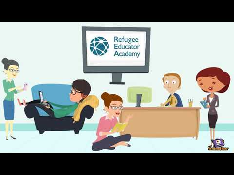 Refugee Educator Foundations of Practice Introductory Video