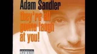 Adam Sandler - I'm so wasted