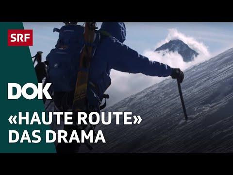«Haute Route – Das Drama» | Die Tragödie auf der Skitour von Chamonix nach Zermatt | Doku | SRF DOKU