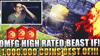 FIFA 16 PACK OPENING DEUTSCH  FIFA 16 ULTIMATE TEAM  HIGH RATED BEAST INFORM IM PACK OH SHIT