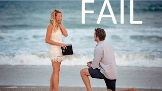 MARRIAGE PROPOSAL FAIL COMPILATION | Girl Says No | Kholo.pk