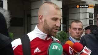 Кирил Динчев: На човека, който ме уцели с камъка му желая да е жив и здрав