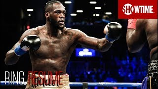 Ring Resume: Deontay Wilder   Part II   SHOWTIME CHAMPIONSHIP BOXING