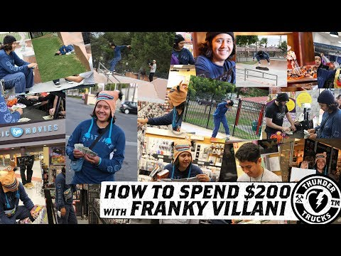 How to Spend $200 with Franky Villani