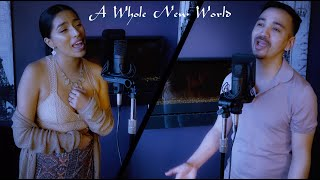 "A Whole New World (from ""Aladdin"")  Musicality Cover"