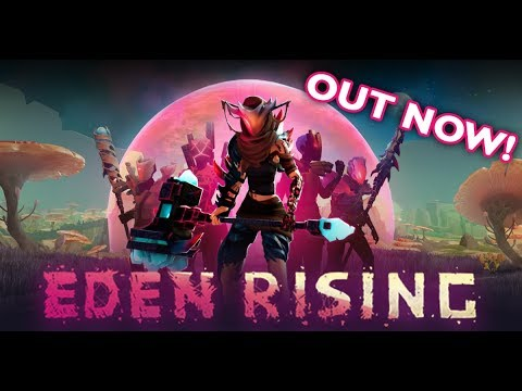 Eden Rising - Play now! thumbnail