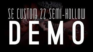 Paul Reed Smith SE Paul's Guitar - FR Video