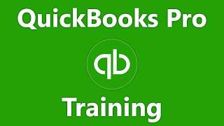 QuickBooks Desktop Pro 2019 Tutorial Company File Cleanup Intuit Training