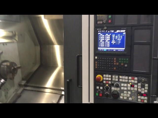 NCドラム型旋盤 森精機 NL-2500/1250