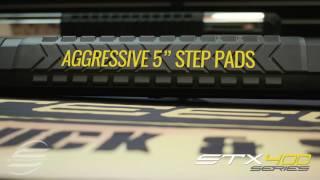 Steelcraft: STX400 Step Boards