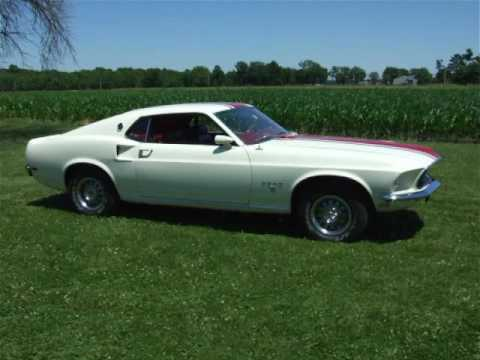 1969 Ford Mustang for Sale - CC-913098