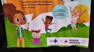 Campanha de multivacinação próxima do fim e longe da meta