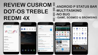 Cosmic OS Redmi Note 4/4X    Android 8 1 STABLE    ROM with