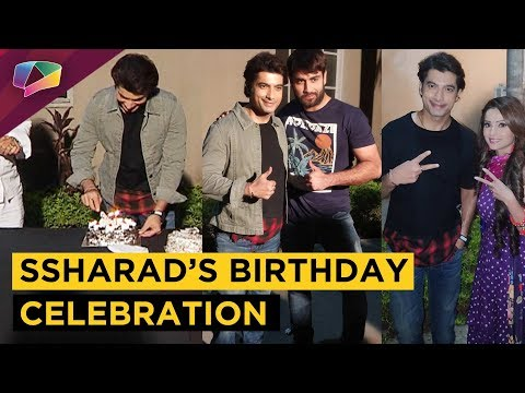 Ssharad Malhotra's Birthday Celebration On Muska