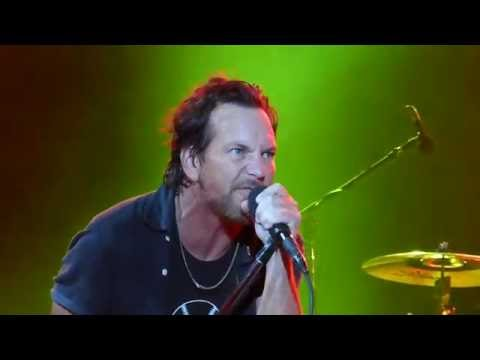 "Pearl Jam ""Got Some"" Wrigley 2  8/22/16 HD"