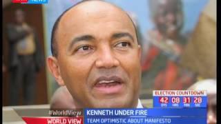 Nairobi Jubilee Team takes a swipe at gubernatorial aspirant Peter Kenneth
