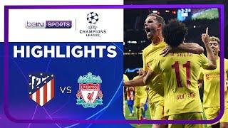 แอตเลติโก มาดริด 2-3 ลิเวอร์พูล | ยูฟ่า แชมเปี้ยนส์ ลีก ไฮไลต์ Champions League 21/22