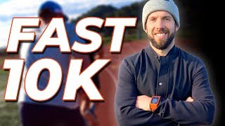 How to Run a Fast 10k   3 Key Workouts You Need!