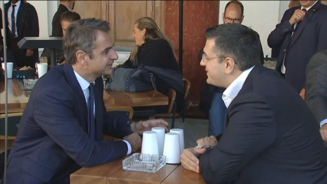 Την αμέριστη στήριξη της ΝΔ στη νέα υποψηφιότητα Τζιτζικώστα, επανέλαβε ο Κ.Μητσοτάκης
