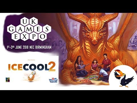 Icecool2 Overview at UKGE
