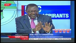 Presidential aspirants raise critical issues to IEBC ahead of 2017 elections: News Centre pt 3