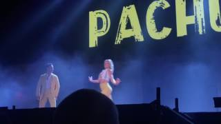 DWTS Live Tour Hot Summer Nights Hershey Lindsay & Sasha Hey, Pachuco!