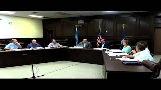 Russell County Fiscal Court  - October 2017 Meeting