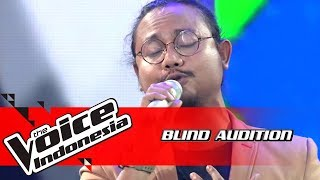 Ope - Benci Untuk Mencinta | Blind Auditions | The Voice Indonesia GTV 2018