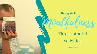 Mindful Activities Video