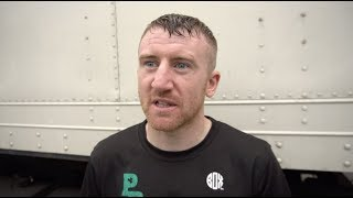'I WAS ANXIOUS, NOT TO PERFORM, BUT TO WIN' - PADDY BARNES ON GETTING BACK TO WINNING WAYS AT FÉILE