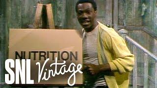 Mister Robinson's Neighborhood: Nutrition - SNL