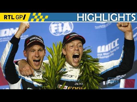 HIGHLIGHTS WTCC Qatar - Race 2 - RTL GP