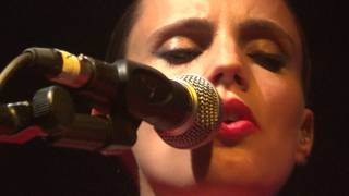 Anna Calvi - Morning Light - The Trinity Centre Bristol - 31.10.11