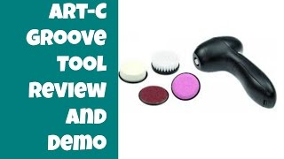 Art C Groove Tool Review Demo