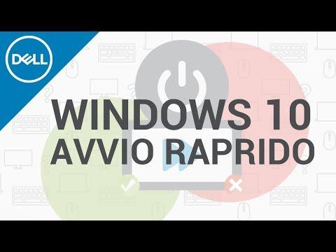 Come abilitare e disabilitare avvio Rapido di Windows 10