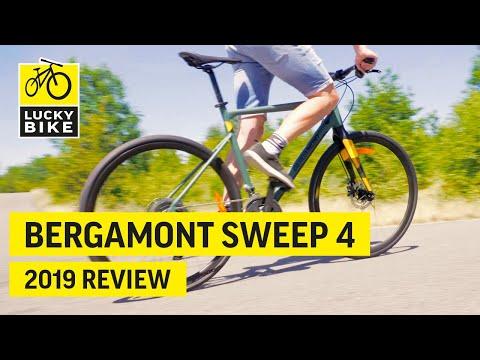 Bergamont Sweep 4 2019 | Fitnessbike Review