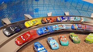 Disney Cars 3 Toys World Biggest cars playset Ultimate Florida Speedway with Lightning Mcqueen