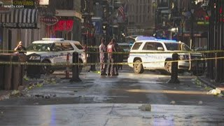 Worker in French Quarter concerned about bullets flying