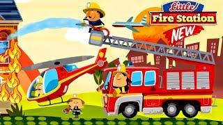 Little Fire Station - Firefighters