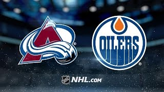 Oilers continue playoff push with 4-1 win against Avs