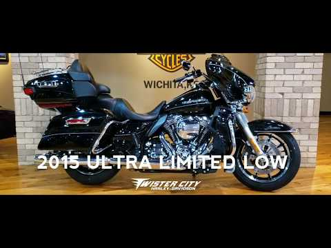 2015 Harley-Davidson® Ultra Limited Low : FLHTKL