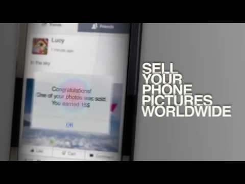 Video of Clashot: Take pics, make money