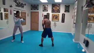 Modern Wing Chun Kung Fu Sparring For Beginners - No Contact