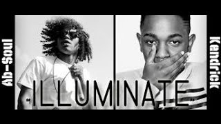 Ab-Soul 'ILLuminate' ft. Kendrick Lamar - Lyric Video (Lyric Video)