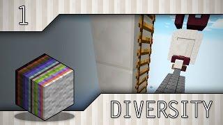Diversity 1 #1 | AI HELPPO PARKOUR?   W Glyffi